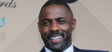 Idris Elba: 'It's nice to be described as sexy, isn't it? It's a compliment'