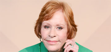Carol Burnett: Lucille Ball 'died on my birthday. I [still] got flowers from her.'