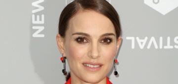 Natalie Portman claims she's 'just basically your average everyday Jewish mother'