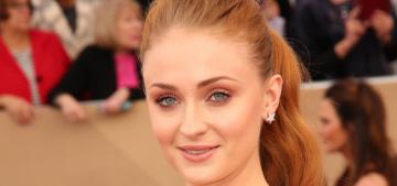 Sophie Turner promises Sansa Stark 'really comes into her own' in Season 6