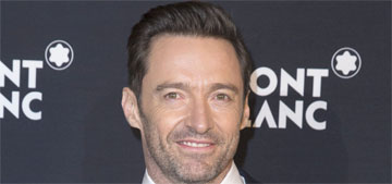 Hugh Jackman gushes about his wife of 20 years: 'we've always done it together'