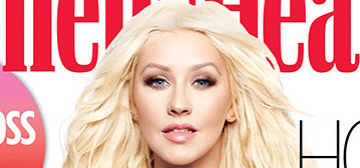 Christina Aguilera: 'I'm not into deprivation, I'm not into suffering' for my body