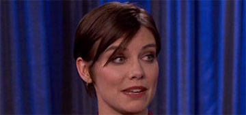 Lauren Cohan on the Walking Dead scene which almost made her quit the show