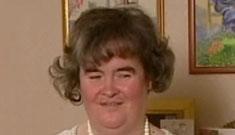 """Britain's Got Talent"" sensation Susan Boyle on the Early Show"