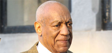 Bill Cosby was in court yesterday attempting to get his case dismissed