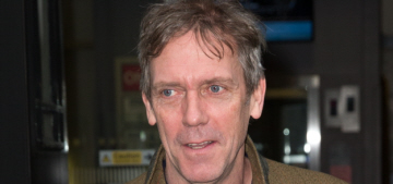 Hugh Laurie: It's 'f–king galling' to watch Tom Hiddleston play the lead in 'TNM'