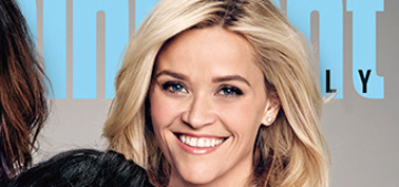 Reese Witherspoon offers up a blind item about an 'awful, terrible' rom-com