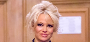 Pamela Anderson on abuse: 'people [say] you're crazy, you start believing'