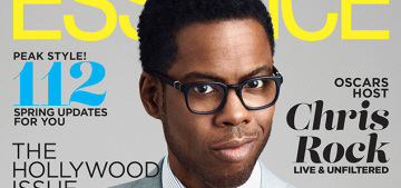 Chris Rock: 'Black women get paid less than everybody in Hollywood'