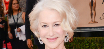 Helen Mirren: 'There is an extraordinary, extreme, right-wing voice in America'