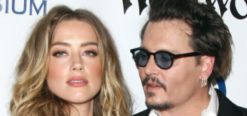 Johnny Depp confirms: he got with Amber Heard when he was still with Vanessa