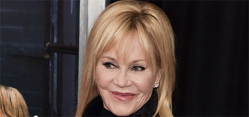 Melanie Griffith: 'Don't get married. There's no need… it's archaic'