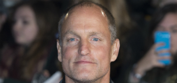 Woody Harrelson applied for a permit to open a marijuana dispensary