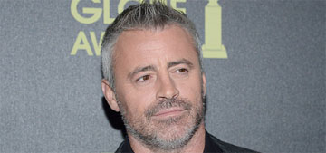 Matt LeBlanc denies nervous breakdown after Friends, denies Mirror interview