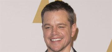 Matt Damon brags about his comfy Martian set: 'Leo, we weren't cold at all'