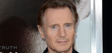 Blind item: Who is Liam Neeson's 'incredibly famous' mystery girlfriend?