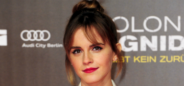 Emma Watson is dating a tech guru named Mack Knight: cool name?