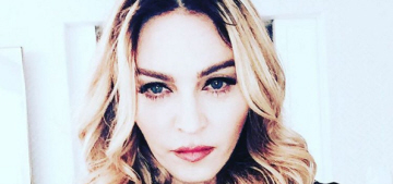 Madonna hired a private investigator to document Rocco's UK delinquency