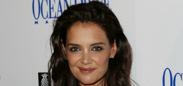 Katie Holmes addresses the famous 'glib' interview on Today Show: artful?