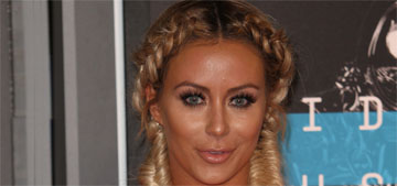 Random couple alert: Aubrey O' Day and Pauly D are now a thing