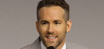 Ryan Reynolds: 'I never admitted it out loud… but I really wanted a little girl'