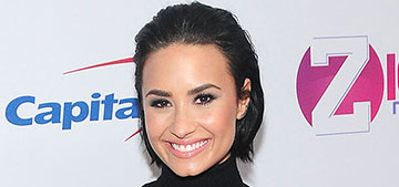 Demi Lovato is confident about her curves, thanks to Kim Kardashian