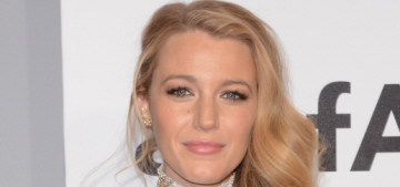 Blake Lively in Chanel at the NYFW amfAR gala: beautiful or boring?