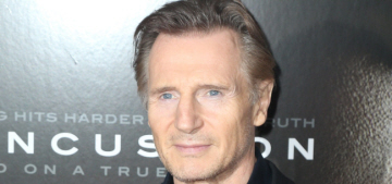 Liam Neeson was 'just joking' about that mystery girlfriend, but was he?