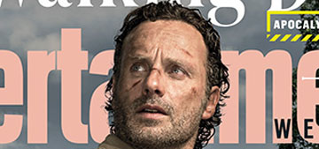Andrew Lincoln on Walking Dead: '[this] episode is one of the greatest'