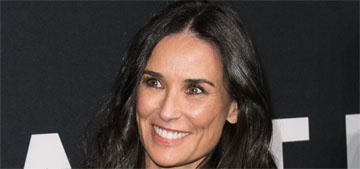 Enquirer: Demi Moore, 53, and Kiefer Sutherland, 49, are hooking up