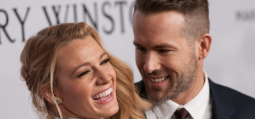 Ryan Reynolds fell for Blake Lively when she was on a date with someone else