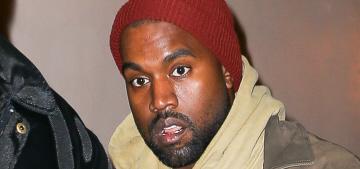 Kanye West brings back Caps Lock Kanye for his latest Twitter meltdowns