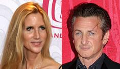 Sean Penn wanted Ann Coulter for a film, but she refused