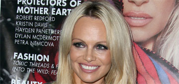 Pamela Anderson launches new makeup line: bomb or bombshell?