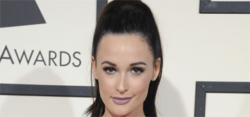 Kacey Musgraves in Armani Prive at the Grammys: incredible or overdone?