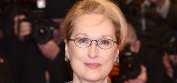 Meryl Streep, African, thinks Hollywood is controlled by middle-aged white guys