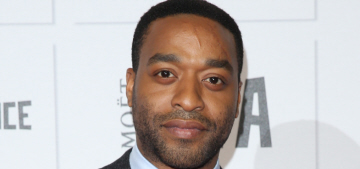 Chiwetel Ejiofor: 'It's probably harder to be gay' than black in Hollywood