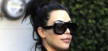 Kim Kardashian 'feels good that she has her own money if things ever go south'