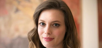 Gillian Jacobs tries 'not to let on how nervous I am, to appear confident'