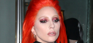 Lady Gaga: 'I would never, for a second, claim to be a proficient fashion designer'