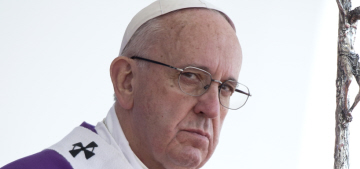 Pope Francis & Donald Trump are beefing about immigration, Christianity
