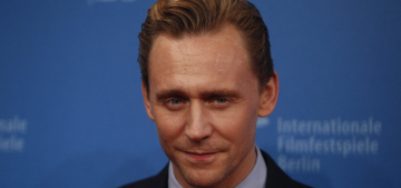 Tom Hiddleston looks tired, sexy at the Berlinale: would you hit it?