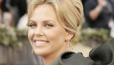 Charlize is overdone