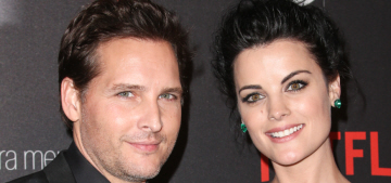 Jaimie Alexander & Peter Facinelli ended their engagement & broke up
