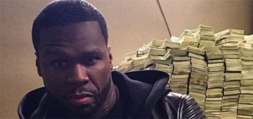 50 Cent ordered by bankruptcy judge to explain cash pics on Instagram