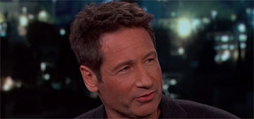 David Duchovny on if he would do more X-Files: 'I would love to. We all would'