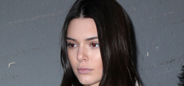 Kendall Jenner had to ask stank-ass Harry Styles to shower & wear deodorant