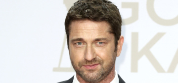 Gerard Butler, 46, tried to hit on 22-year-old Charlotte McKinney at Daytona