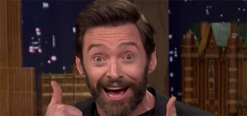 Hugh Jackman plays Catchphrase, gets a little naughty: hilarious or dumb?