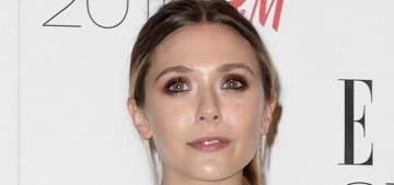 Elizabeth Olsen in Calvin Klein at the Elle Style Awards: lovely or budget?
